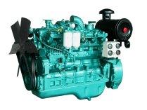 Дизельный двигатель Yuchai YC6B 180L-D20