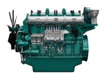 Дизельный двигатель Yuchai YC6C 1020L-D20