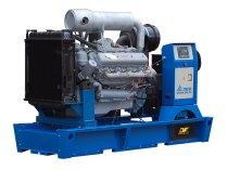 Дизельный генератор ТСС Славянка 150 кВт АД-150С-Т400-1РМ2