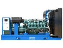 Дизельный генератор ТСС Проф 720 кВт АД-720С-Т400-1РМ5