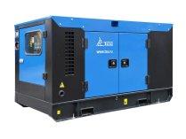 Дизельный генератор ТСС Стандарт 16 кВт АД-16С-230-1РКМ11