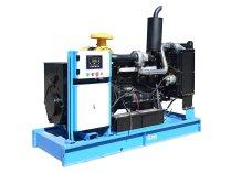 Дизельный генератор ТСС Стандарт 100 кВт АД-100С-Т400-1РМ-19
